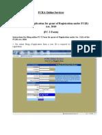 FcraReg Instruction
