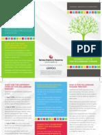 Introduction to Von Willibrand Disease Brochure 2014