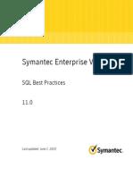 EV 11.0 SQL Best Practices Guide DOC6863