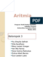 Aritmia kelompok 3
