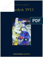 Wiedeń 1913 - eBook