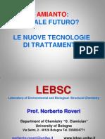 Amianto Dott. Norberto Roveri
