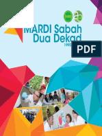 MARDI Sabah Dua Dekad
