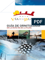Guia de Ornitologia Asturias