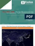 China (2010 – 2020)