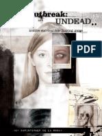Outbreak Undead - Core Rulebook