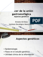 Cancer Gastrico Hereditario