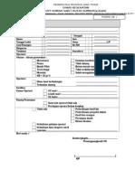 Form Penundan Operasi Pab