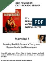 Maverick Book Review
