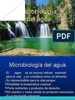 Microbiología del AGUA 4