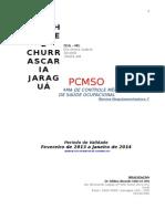 Churrascaria Jaraguá PCMSO FEVEREIRO 2013