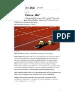 Bundesjugendspiele Petition Sport Schule