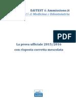 TestMedicina2015-mischiata-editest