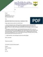 Surat Sumbanngan Kepada Pibg