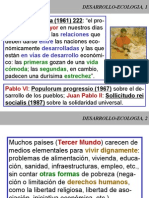 Curso de Doctrina Social de La Iglesia 08 Desarrollo Ecologia
