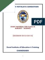 Study Material Ix Science_2