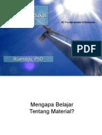 #2 Fundamentals of Materials