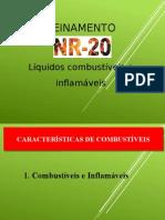 apresentação NR20 1° dia
