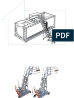 Ladder Iso Tank
