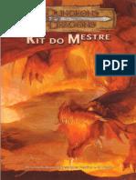 D&D 3.5 - Kit Do Mestre - Taverna Do Elfo e Do Arcanios