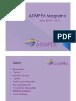 Asimpea Magazine - Numero 0
