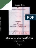 E Evu - Memorial Din Romania