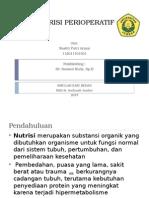 NUTRISI PERIOPERATIF