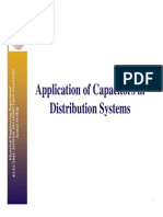 Application of Capacitors in Distribution Systems