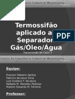 TERMOSSIFÃO(apresentação)