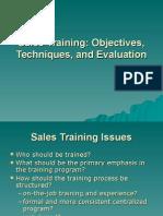Sales Training ppt