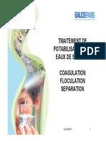 Coagulation Floculation