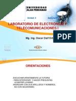 Laboratorio de Electrónica y Telecomunicaciones I(1)
