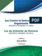 Leyes_Delicuencia Org_Extincion de Dom