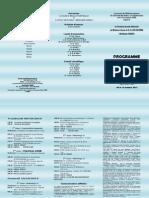 Programme MED INT SBA