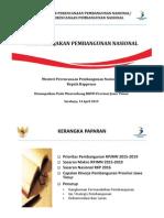 Musrenbang Jatim 2015 Ppn Bappenas