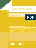 Uzin, Maria Magdalena - Vacilaciones de Genero