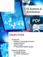 LTE Systems & Architecture presentation