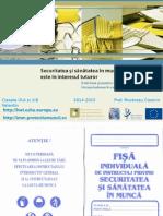Morărașu Cosmin SSM PSI