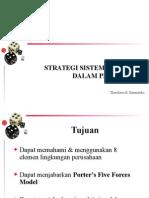 Strategi Sistem Informasi Dalam Perusahaan