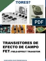 Transistores de Efecto de Campo Fet 2015i