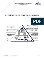 Comunica c i Ones Industriales Documento