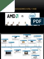 Microprocesadores Intel y Amd Expo