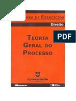 Coletânea de Exercícios Teoria Geral Do Processo