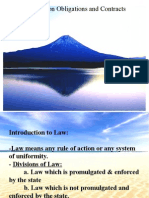 Articles on Philippine Obligation and Contracts