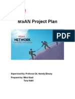 MSAN Project Last Version