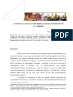 Texto Paulo Freire