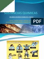 SUSTANCIAS QUIMICAS 2015