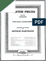 Cinquantaine, Gabriel-Marie, Hartmann Pno