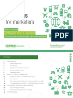 Internet of Things for Marketers