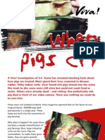 When Pigs Cry [Leaflet]